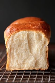 The English version of the Hokkaido bread is beneath the Hungarian post. Két napja volt 1 éves a KonyhaParádé! Tart Recipes, Sweet Recipes, Baking Recipes, Cooking Bread, Bread Baking, Healthy Homemade Bread, Croissant Bread, Baking And Pastry, Hungarian Recipes