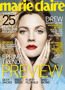 Free Subscription to Marie Claire - http://www.ohyesitsfree.com/freebies/books/4522-free-subscription-to-marie-claire-magazine
