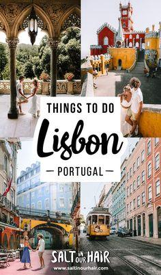 14 Best Things To Do in Lisbon – A Lisbon City Trip lisbon portugal lisboa citytrip europe europetravel alfama lisbon portugal Portugal Vacation, Places In Portugal, Portugal Travel Guide, Sintra Portugal, Visit Portugal, Europe Travel Guide, Travel Guides, Europe Europe, Portugal Trip