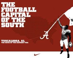 Alabama Crimson Tide  ROLL TIDE ROLL, BABY!!