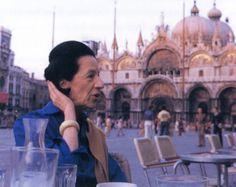 When in Venice, do as the Venetians do...Vreeland