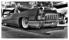 My 1968 Cadillac Coupe DeVille