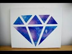 http://www.youtube.com/watch?v=Hyv_q-NKBjE&feature=youtube_gdata_player       this is the link to see how can make this galaxy diamond painting!!☆♥♣