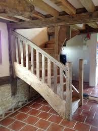 Resultado de imagen de escalier de bois rustiques
