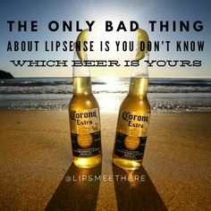 Corona seems fitting on Solar Eclipse Day 2017 Beer 101, All Beer, Corona Sunset, Mexican Beer, Beach Adventure, Drinking Quotes, Weekend Fun, Weekend Plans, Beach Bars