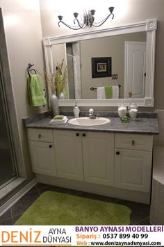 Barnwood Framed Bathroom Mirrors diy reclaimed wood frames | diy bloggers to follow | pinterest