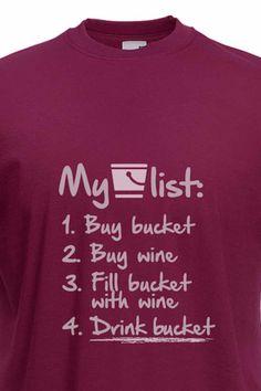 drink wine Drink Bucket, Drink Wine, Beer, Stuff To Buy, Root Beer, Ale