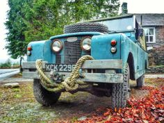 Land Rover Series One tow rope, never used. Landrover Series, Landrover Defender, Land Rover Off Road, Best 4x4, Tata Motors, Off Road Trailer, Cars Land, Jaguar Land Rover, Daihatsu