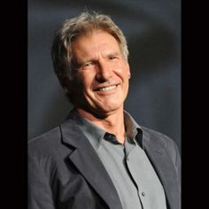 Harrison Ford..of course!