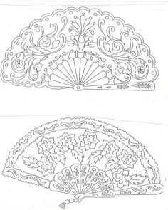 bordados en tul Hungarian Embroidery, Shirt Embroidery, Cross Stitch Embroidery, Embroidery Patterns, Parchment Craft, Motif Floral, Bobbin Lace, Cutwork, Embroidery Techniques