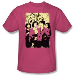 Grease Movie T-Shirts | Grease - Pink Ladies T-shirts - at AllPosters.com.au