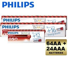 Philips 88 Powerlife Battery Pack