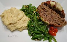 Gourmet Girl Cooks: Southwestern Style Meatloaf -- Wheat-free & Low Carb