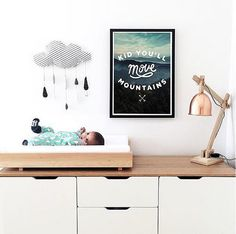 If ABCs and primary colours aren't your thing when it comes to art for the nursery or your child's room then we just know @blackliststore WILL be your thing! They have amazing art and prints that add style to your home and your children will never grow out of! Find out more on the blog http://ift.tt/1peal8B  by onefinebaby