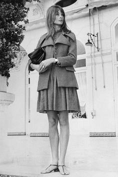 Jean Shrimpton 1960s Photos - Best Jean Shrimpton Style