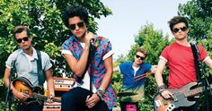 Introducing New British band The Vamps.