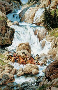 Roar of the falls - Frank Mc Carthy