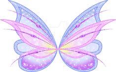 CM: Harmonix wings for DazzlingWinxGirl by CharmedWings.deviantart.com on @DeviantArt