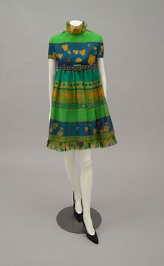 Dress  Chester Weinberg, 1970  The Philadelphia Museum of Art
