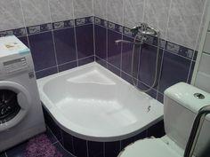 Идеи дизайна маленькой ванной комнаты ( 30 фото).   Дизайн ванной комнаты, интерьер, ремонт, фото.