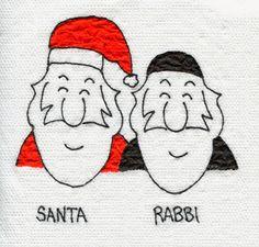 Dudes  Christmas Napkin-y Countdown... 10