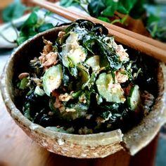 レシピ レシピ in 2019 Asian Cooking, Easy Cooking, Healthy Cooking, Vegetable Dishes, Vegetable Recipes, Snack Recipes, Cooking Recipes, Healthy Recipes, Japanese Side Dish