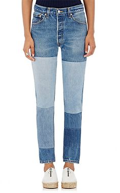 RE/DONE The High Rise Jeans - Jeans - 504707209