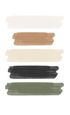 Colour Pallete, Colour Schemes, Color Combos, Taupe Color Palettes, Sage Color Palette, Green Palette, Bedroom Color Schemes, Bedroom Paint Colors, Room Colors