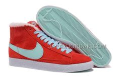 http://www.japanjordan.com/nike-blazer-mid-vintage-suede-wool-womens-gym-red-light-blue-shoes.html NIKE BLAZER MID VINTAGE SUEDE WOOL WOMENS GYM 赤 水色 SHOES 割引販売 Only ¥7,598 , Free Shipping!