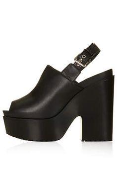 SWEDEN Platforms - Heels - Shoes