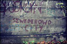 Poland , Bydgoszcz, Szwederowo - The dark side of Szwederowo / Mroczna strona Szwederowa