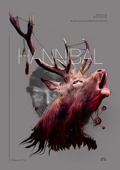 Painted In Blood on Behance