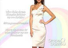 CHANCES TO WIN!! Follow us @DrapeandDazzle #free #giveaway #win #followme #runway #fashion #Australia #Style #runway Formal Prom, Formal Dresses, Runway Fashion, Giveaway, Competition, Australia, Free, Style, Dresses For Formal