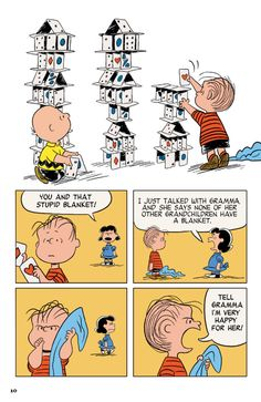 Linus & Lucy!