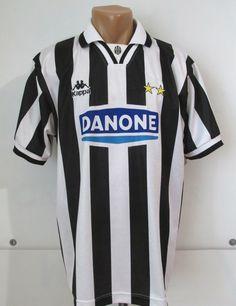 d3d38e17c JUVENTUS 1994 1995 HOME FOOTBALL SHIRT SOCCER JERSEY MAGLIA CALCIO ITALY  KAPPA L