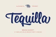 Tequilla Script by Alphabeta on @creativemarket