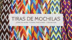 Yo sigo super enganchada con las mochilas wayúu que son orgullo de mi país. Ya he compartido varios tutoriales de cómo tejerlas, pero gracias a HandMade, les traigo varios tutoriales para tejer las gasas o tiras. Estas también se pueden usar como fajones y quedan relindas. Ver más tutoriales | Ver patrones de crochet| Comprar mochilas wayúu | Comprar Telar para Cordones Les dejo los vídeos: Materiales para este Proyecto: (adsbygoogle = window.adsbygoogle || []).push({}); Tapestry Crochet Patterns, Crochet Stitches, Form Crochet, Knit Crochet, Mochila Tutorial, Wiggly Crochet, Mein Land, Mochila Crochet, Graph Design