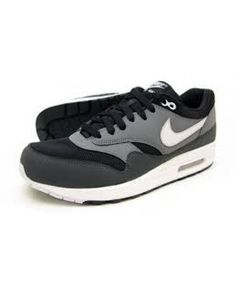 best service 1b268 2e36d Order Nike Air Max 1 Mens Shoes Black White Official Store UK 1899 Air Max 1