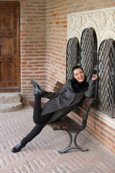 fashion#yokko#cold#jacket#winter#virgin wool#style