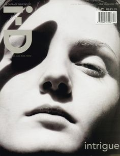 i-D December 1997, Laura Foster by David Sims