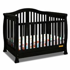 Baby Mile Celine 3-in-1 Convertible Crib with Toddler Rail by Baby Mile. $299.00. converts to a full-size (full-size conversion rails sold seperately). solid hardwood construction. attached drawer for extra storage. toddler rail included. The Celine 3 in 1 Convertible Crib has been updated with a more traditional headboard but still features a solid hardwood construction with a beautiful non-toxic finish. The Celine has such standard features like a metal ma...