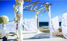 Beach Wedding Theme for Destination Weddings in GOA INDIA