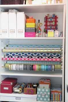 10 Stylish Craft Room Storage Solutions | Apartment Therapy