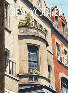 Balcony Scene | The New Yorker Covers