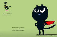 Ed Vere Website - max the brave Book Authors, Book Recommendations, Creative Inspiration, Bookshelves, Childrens Books, Illustrators, Brave, Kitten, Batman