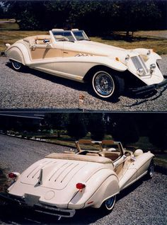 The 1995 BACI is one of the rarest luxury cars ever built! Only 14 cars were made by the Besasie Auto.Co.Inc, Milwaukee, Wi.