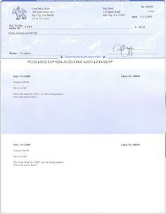 Blank Payroll Check Stub Template – Finance tips for small business