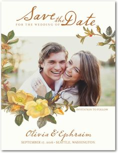 Tea For Two - Save the Date Postcards - Claire Pettibone - Sorbet - Pink : Front