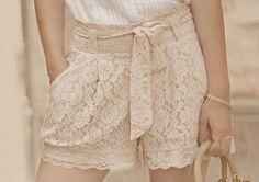 I really would love shorts like this!!