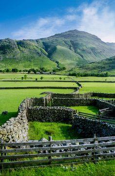 I love it here! Heaven on earth. Lake District, Cumbria